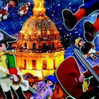 Expo Playmobil aux Invalides : en avant l'histoire !