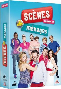 scenes de menages saison 13 dvd
