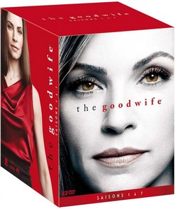 the good wife l'integrale dvd