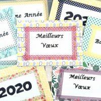 DIY: créer des cartes de vœux