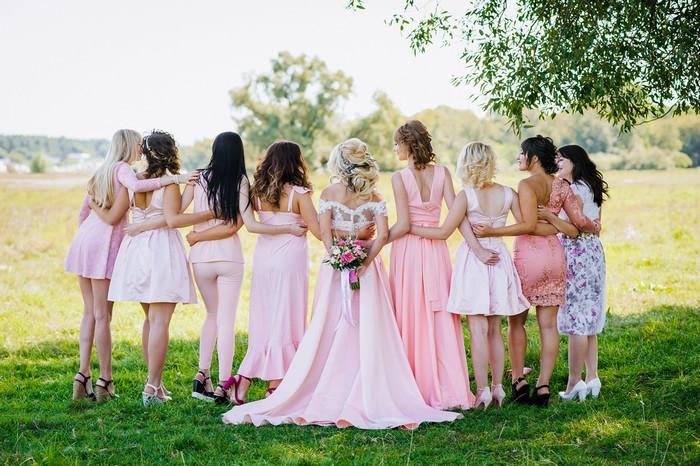 tenue d'invitée à un mariage