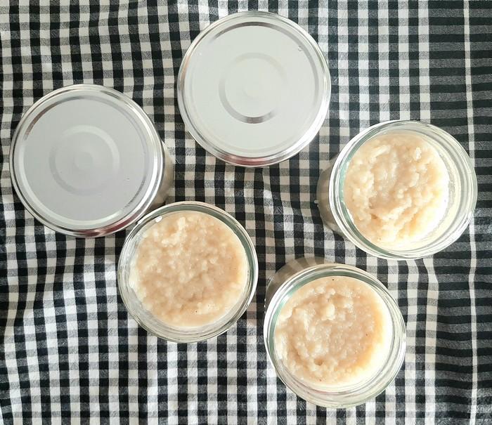 Dessert express : semoule au lait à la vanille