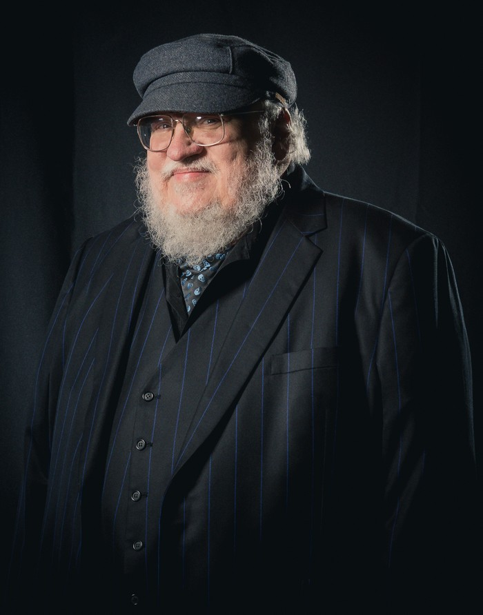 Confiné, George R. R. Martin écrit la suite de Game of Thrones