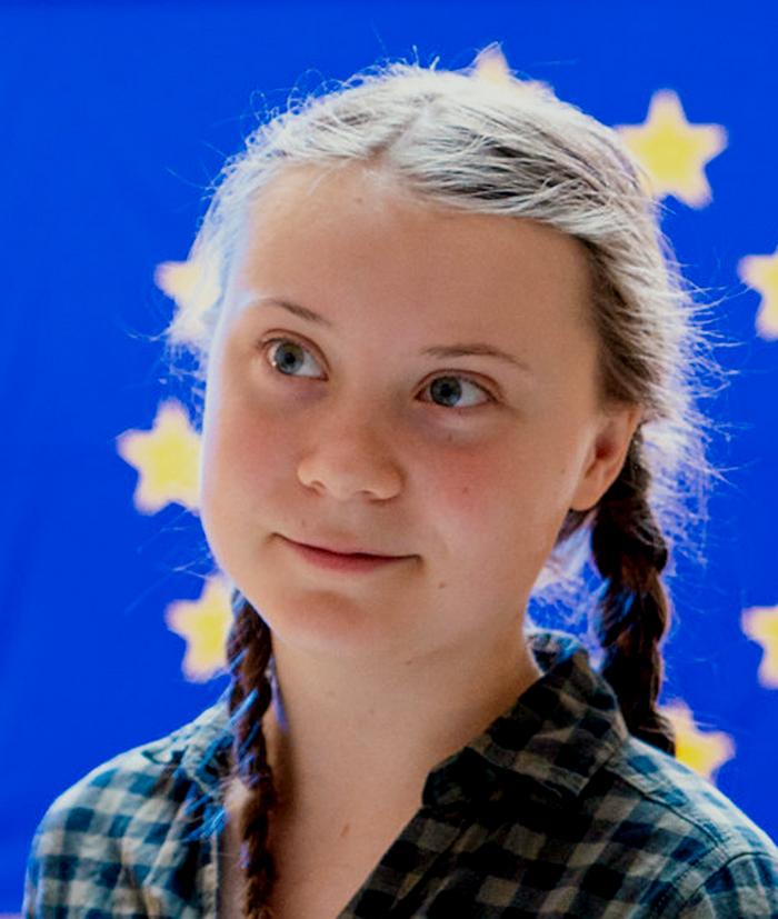 Greta Thunberg aura sa propre série télé
