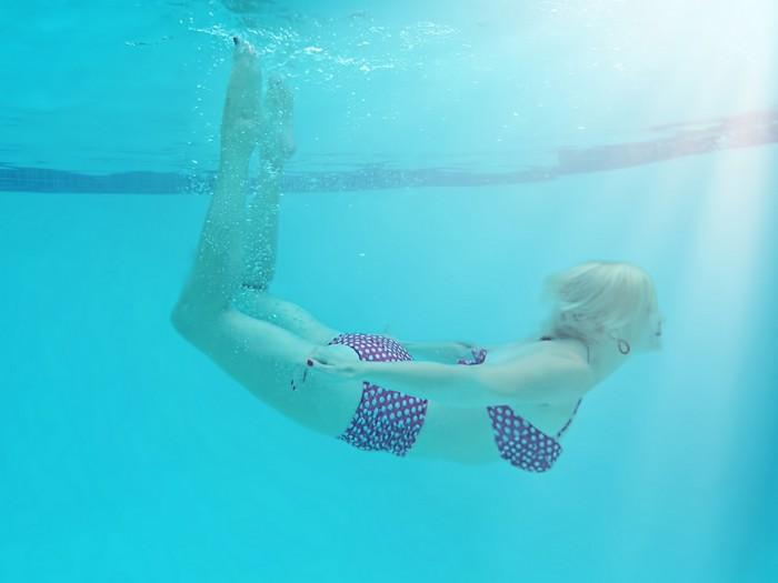 La natation, un sport inter-générations