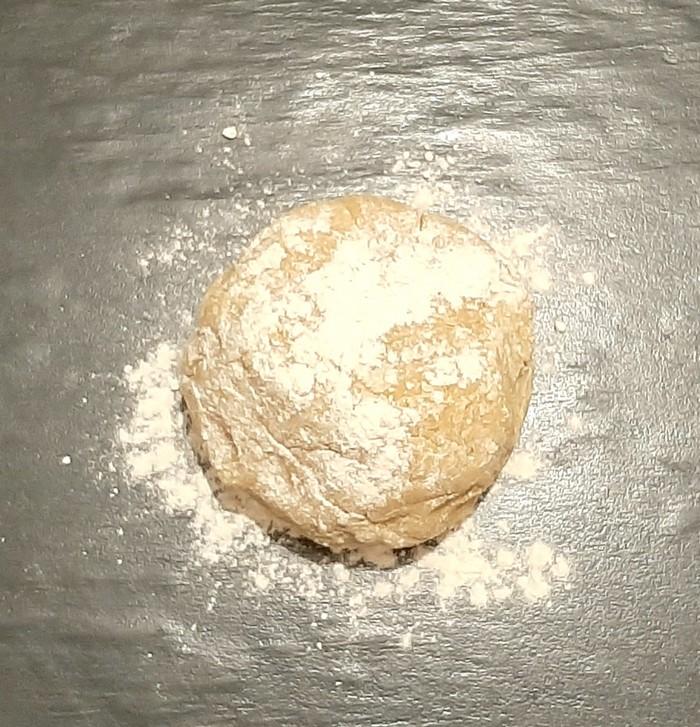 Tarte sucrée au potiron