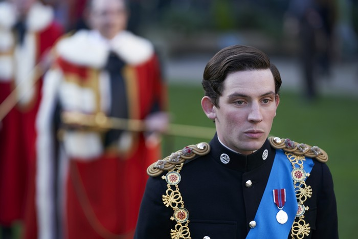 The Crown a trouvé son prince Andrew