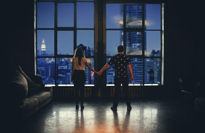 Amour et confinement