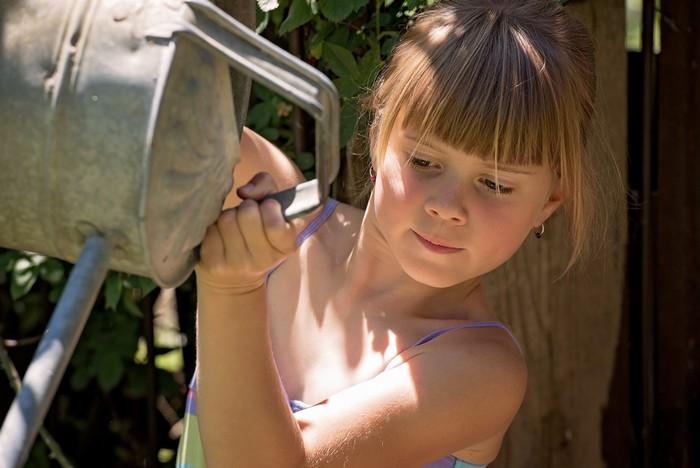 Et si on faisait du jardinage avec nos enfants