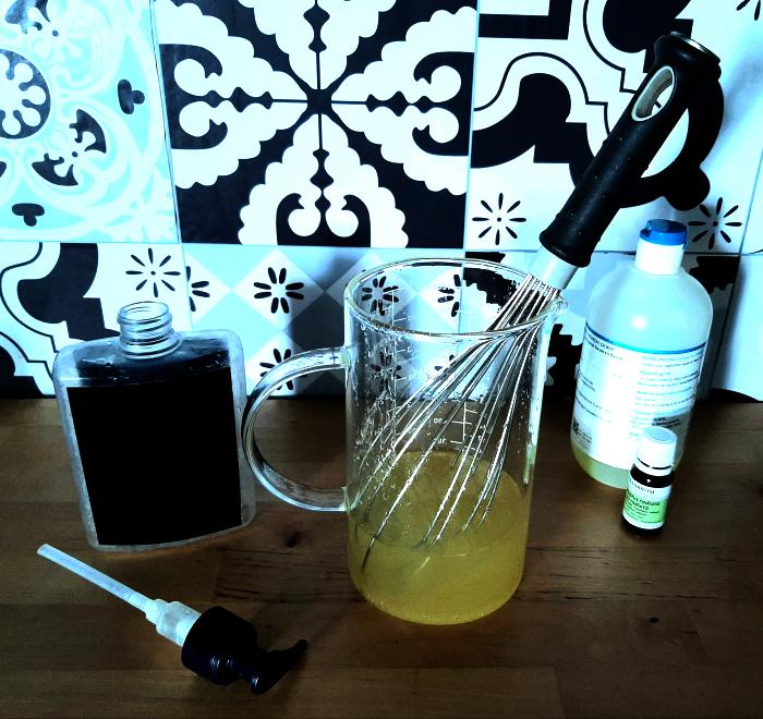 DIY : mon gel hydroalcoolique maison