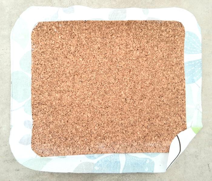 DIY : fabriquer un tapis de souris
