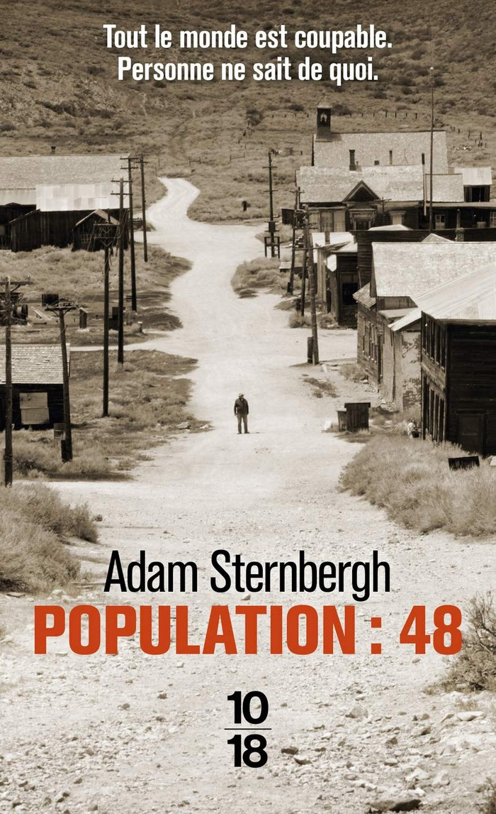 Population : 48 – Adam Sternbergh