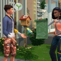 EA annonce Les Sims 4 Écologie