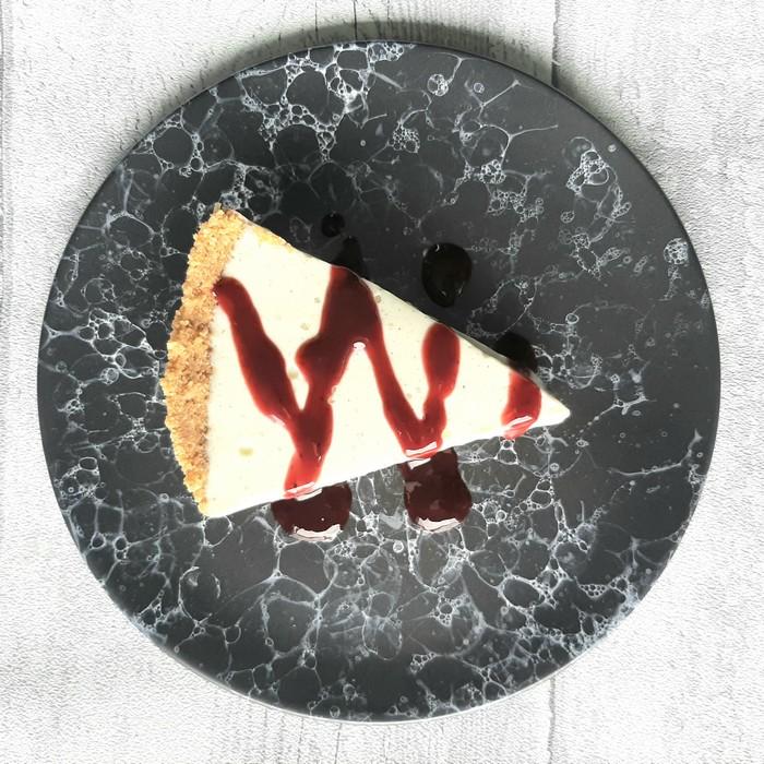 Cheesecake Spéculoos et citron (sans cuisson)
