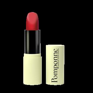 Rouge à lèvres coquelicot de la marque Pomponne