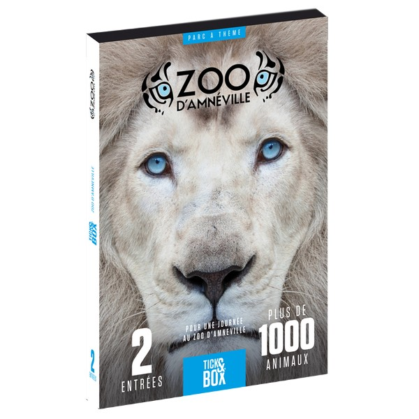 coffret cadeau zoo amneville tickandbox