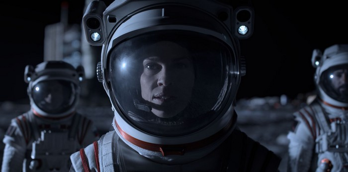 Netflix dévoile sa série Away