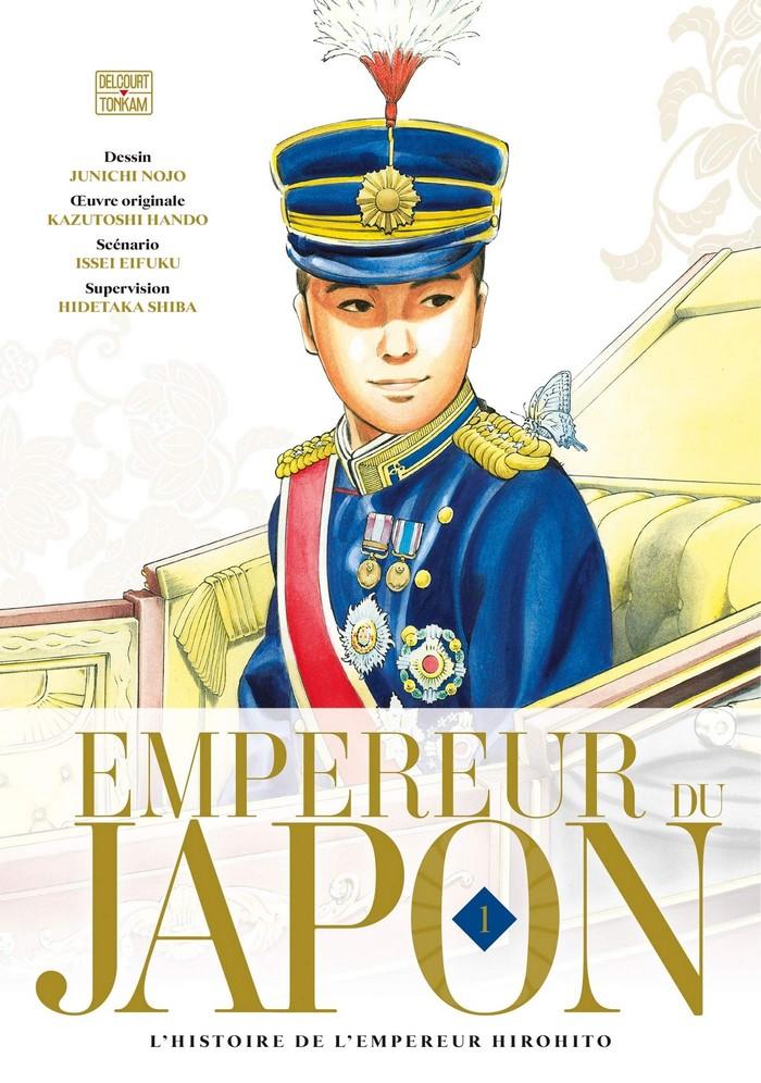 Empereur du Japon tome 1