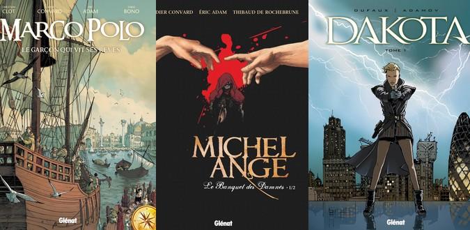 BD: 14 séries à (re)découvrir