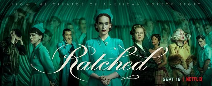 Une nouvelle bande-annonce pour Ratched (Netflix)