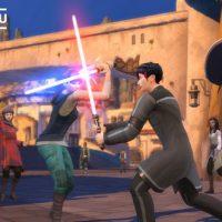 EA Games annonce Les Sims™ 4 Star Wars™ : Voyage sur Batuu