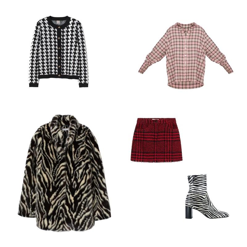 Les motifs tendances de la mode automne hiver 2021