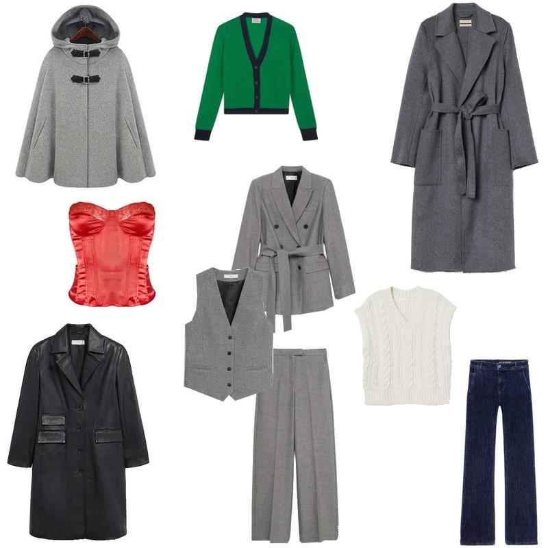 Les pièces tendances de la mode automne hiver 2021