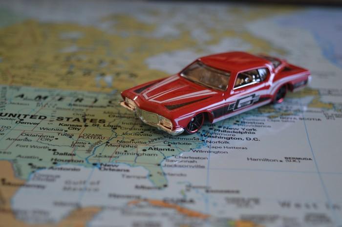 Petit guide de voyage pour les États-Unis