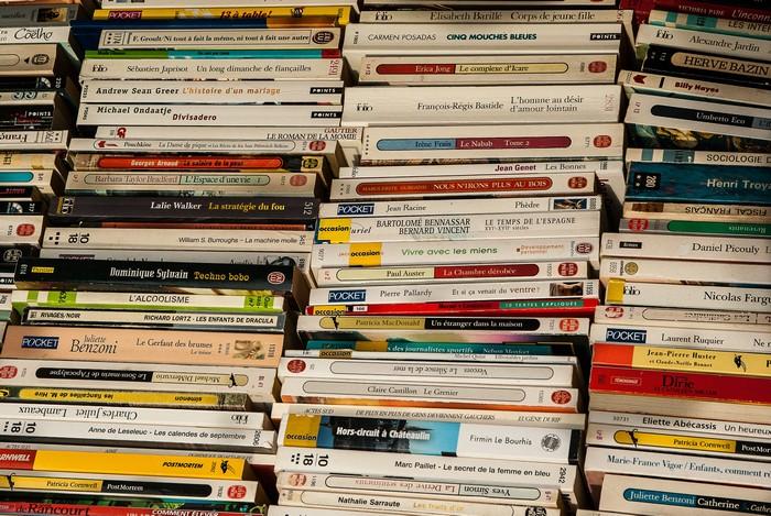 4 bonnes raisons d'acheter des livres chez des bouquinistes