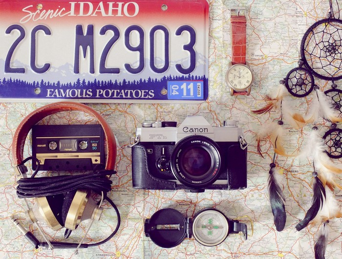 Voyage aux États-Unis Idaho