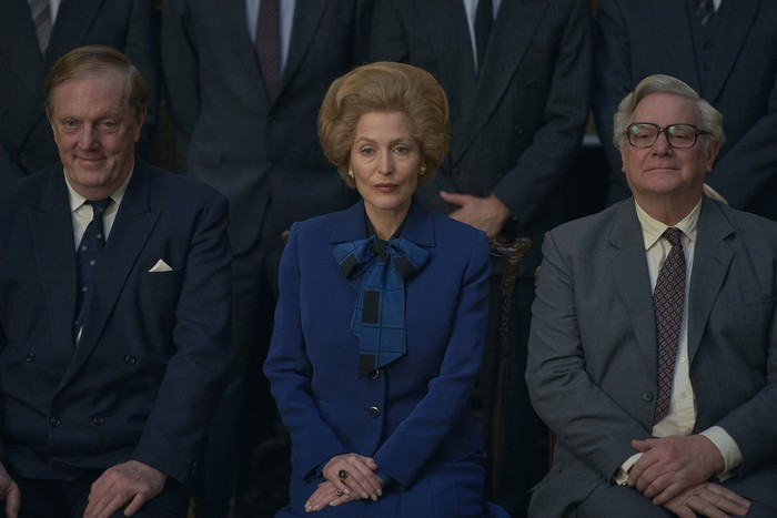 The Crown saison 4 : Margaret Thatcher face à Elizabeth II