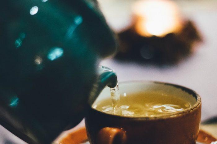 thé vert, un super aliment santé