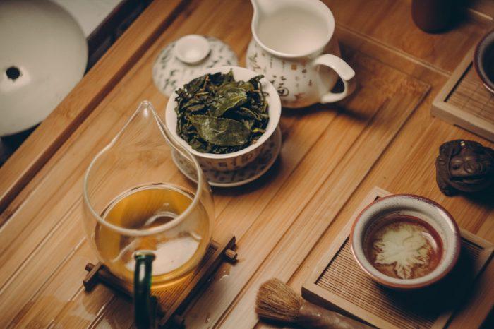 La cérémonie du thé est un rite sacré au Japon.