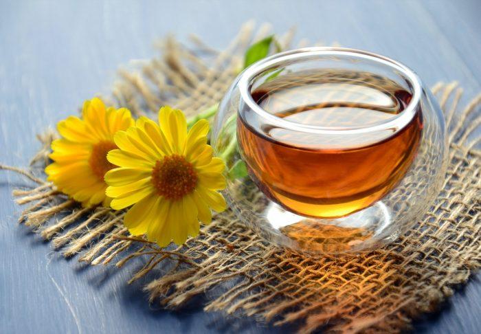 le thé est un super aliment santé