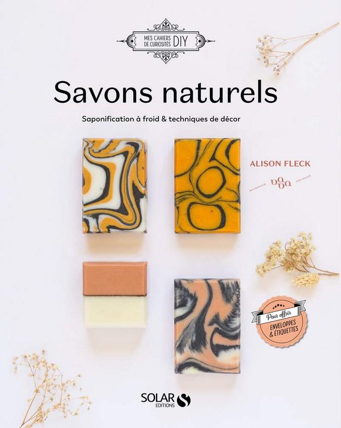 Savons naturels livres cadeaux de Noël