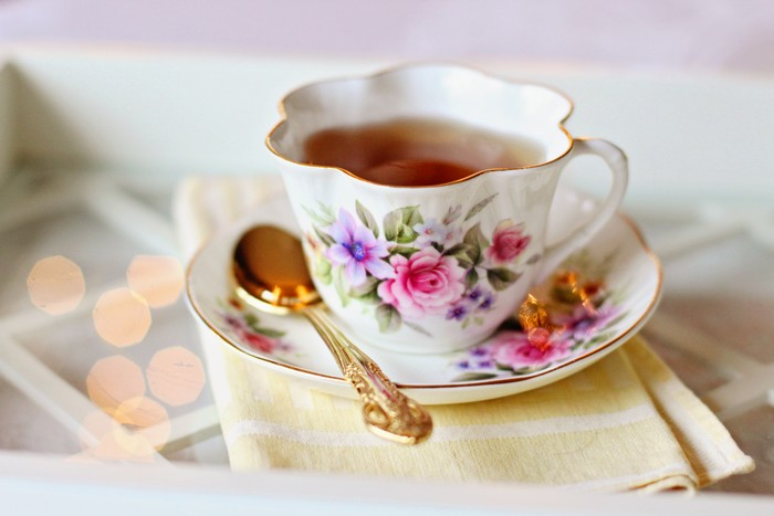 thé santé