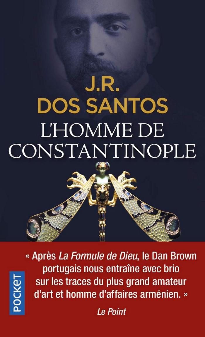 L'homme de Constantinople – J.R. Dos Santos