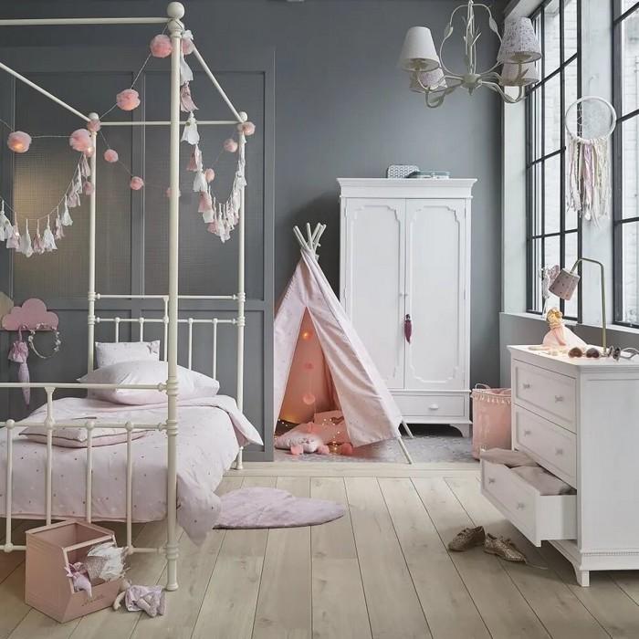 tipi chambre d'enfants