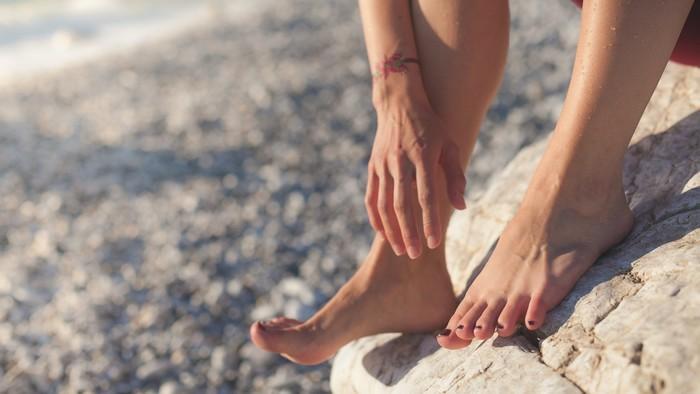 automassage pieds