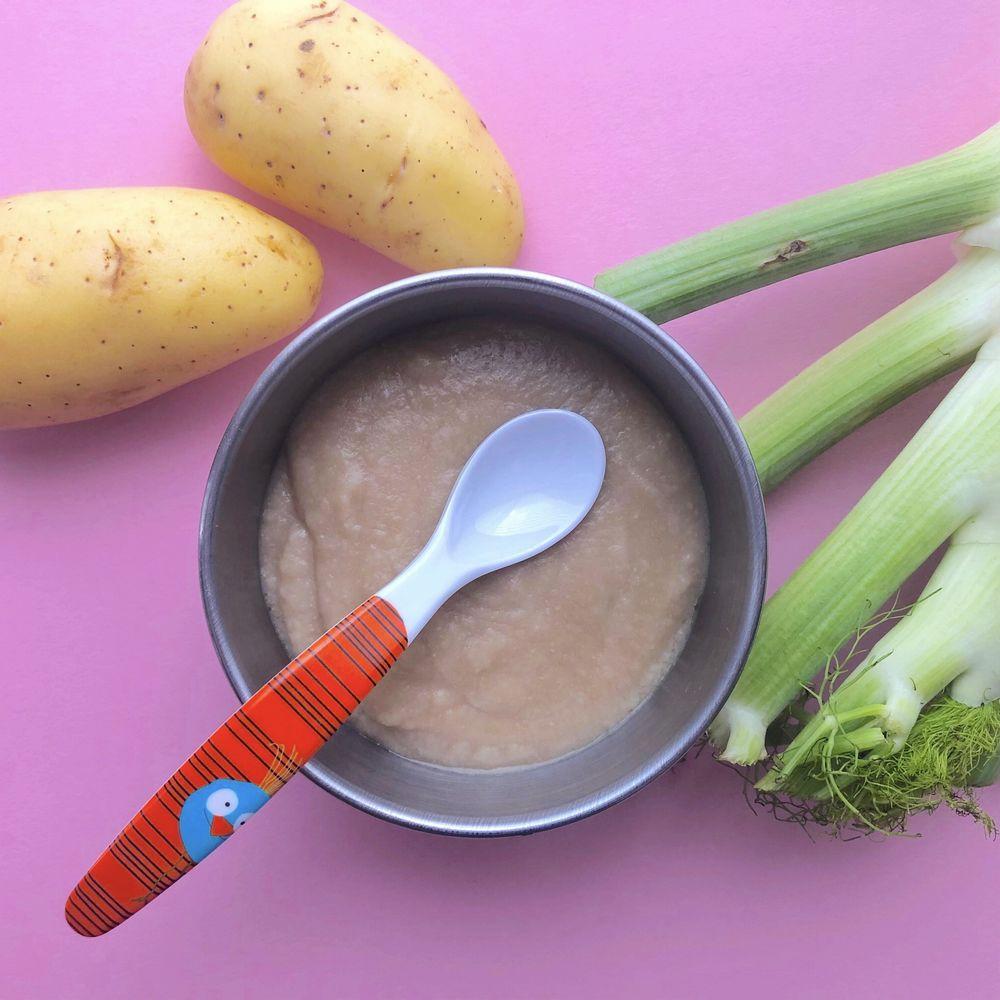 diversification alimentaire bébé purée légumes