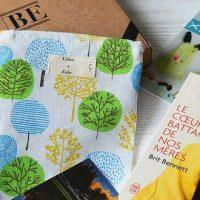 Kube: la box de livres mensuelle qui contient des livres