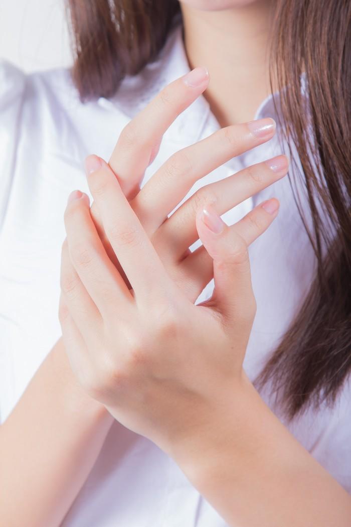 techniques automassage mains