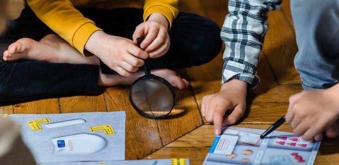 Mystery Party: l'Escape Game à faire à la maison pour les enfants