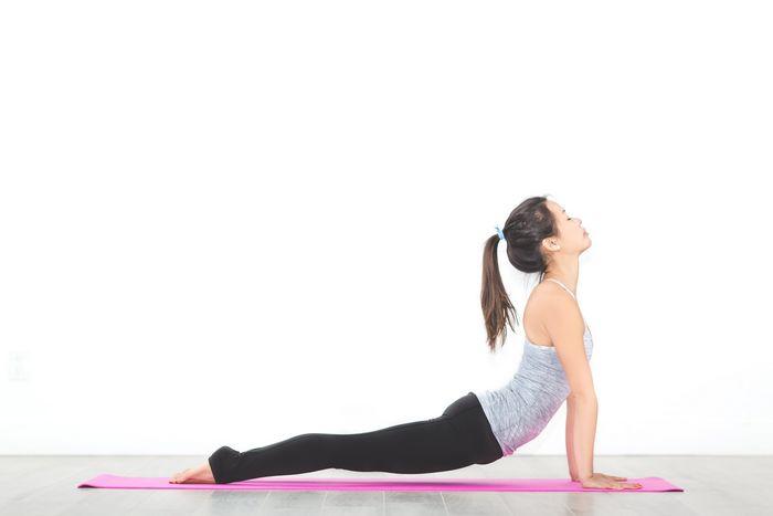 yoga salutation soleil