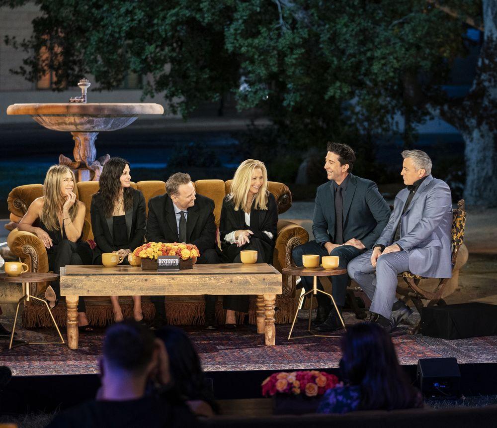 Friends The Reunion sur TF1