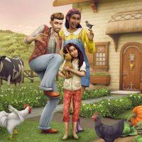 Les Sims 4: Vie à la campagne bientôt disponible