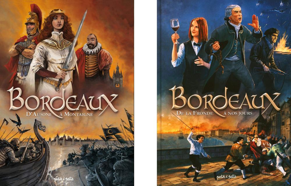 Bordeaux tomes 1 et 2